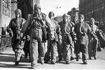 Heroji Černobilja-radnici koji su radili na sanaciji nuklearnog akcidenta